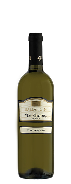 Still White Wine Le Zhope de Lino Still wine - slightly bubbly