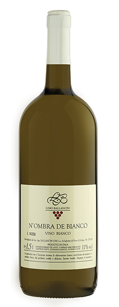 Still White Wine N'Ombra de Bianco White Wine - 1,5 litres